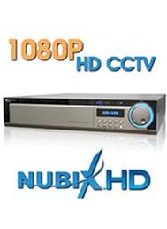 NUBIX8HD 8-channel 1080p SDI DVR