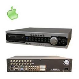 Nubix 8HDX: Real Time Hybrid 8-Channel DVR