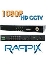 RAPPIX 8: 8-Channel HD DVR