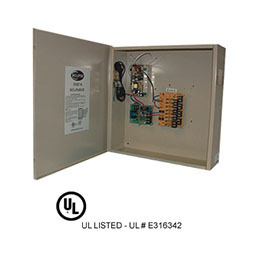 4 channel AC Power supply