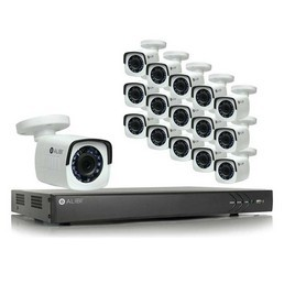 16 Channel HD Camera System - Alibi - sys3016hb