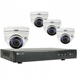 4 Camera DVR System- Alibi-dvr3016h