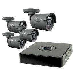 4 Channel Security Camera System- Alibi - sys1004e_1