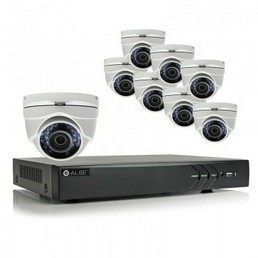 8 Camera DVR System- Alibi - sys3008ht