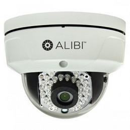 Outdoor IP Dome Security Camera- alibi-ipv3030r_1